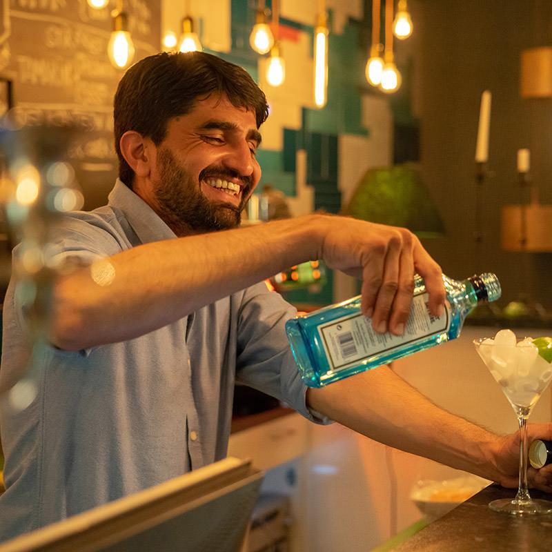 Cocktails und Long-Drinks